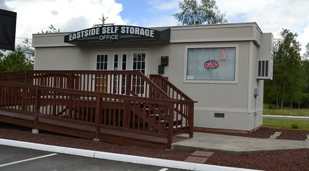 EastSide Self Storage North Bend, WA Storage Rentals; Storage Unit Rental  Office EastSide Self Storage ...