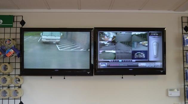 ... North Bend, WA; EastSide Self Storage Security Video ...