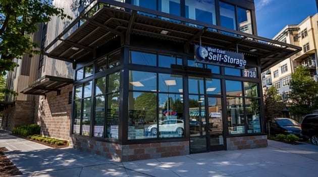 ... Self Storage Units Seattle, WA ...