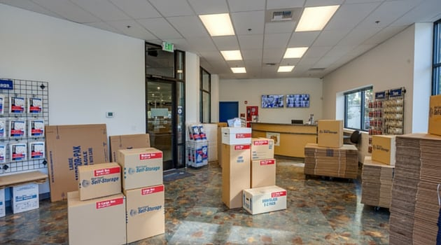 ... West Coast Self Storage Columbia City Boxes And Moving Supplies ...