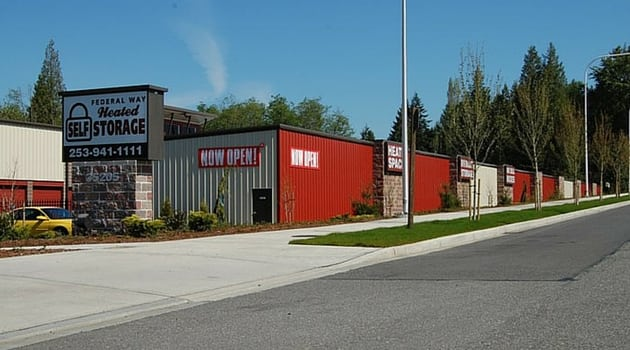 & Federal Way Storage - Heated u0026 RV Storage Rental