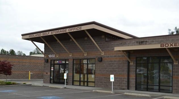 Self Storage In Tacoma Wa Midland Self Storage