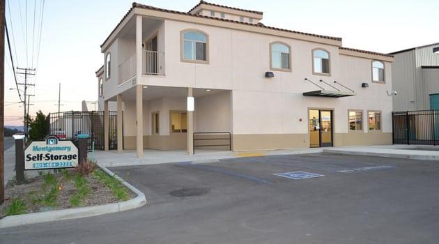 Storage Units in Oxnard, CA - Montgomery Self Storage