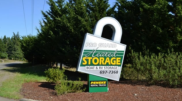 Storage Units Poulsbo Wa Pro Guard Self Storage