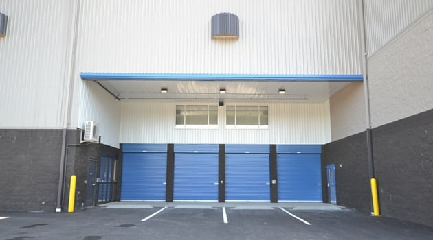 Beau ... Sound Storage Lynnwood Covered Loading Bay ...