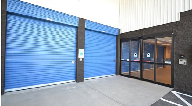 Beau ... Sound Storage Lynnwood Covered Loading Bay; Convenient Moving Carts;  Secure Entry Points ...