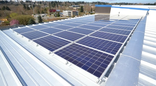 Attrayant ... Sound Storage Lynnwood Thinking Green Solar Panels
