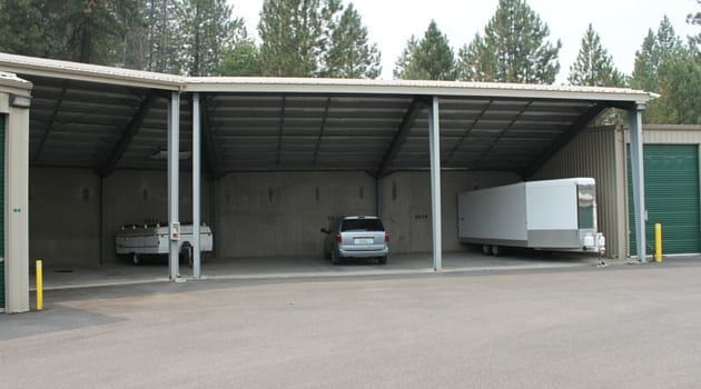 ... RV Storage Spokane, WA Storage Solutions ...