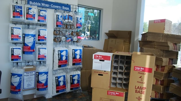 ... West Coast Self Storage Santa Clara Carries Moving Boxes And Supplies  ...
