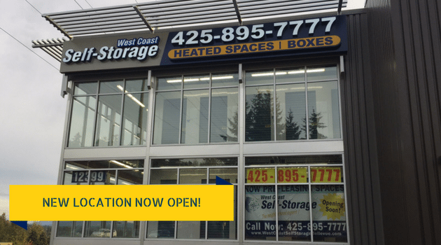 West Coast Self Storage Bellevue Wa Storage Als ...