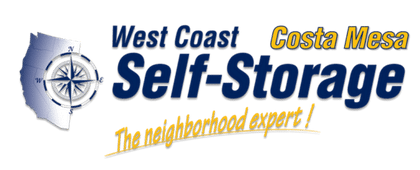 Merveilleux West Coast Self Storage Costa Mesa, CA