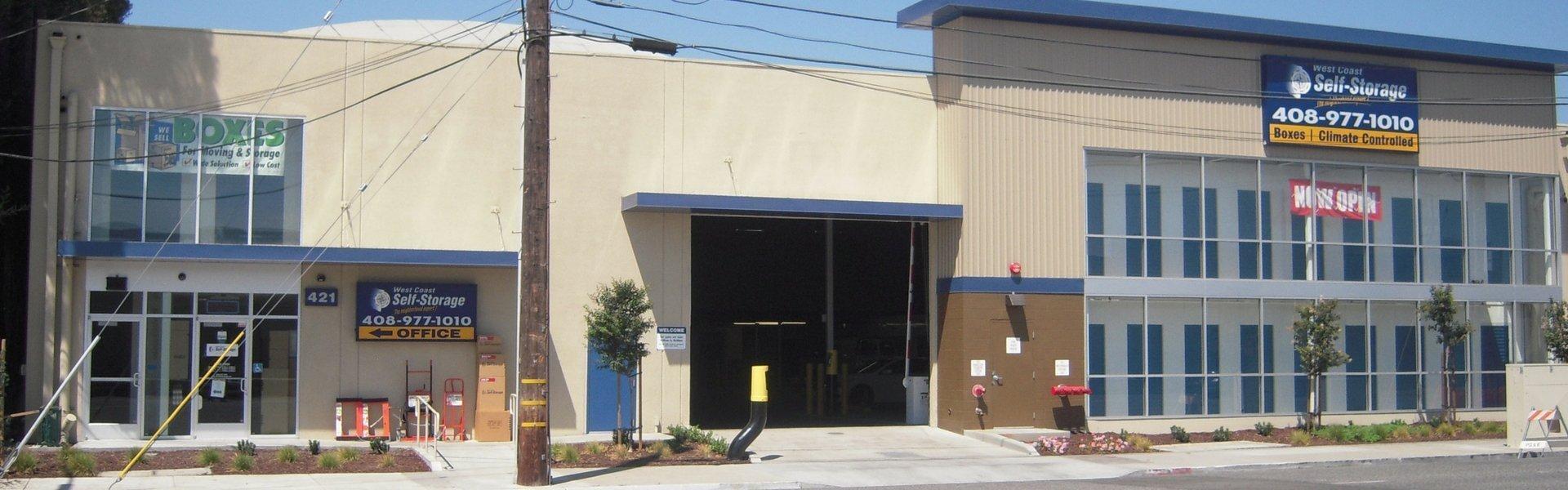 Willow Glen Storage Designs. Storage In San Jose Ca 95126 West Coast Self