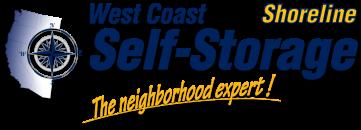 Shoreline Storage West Coast Self Storage Shoreline