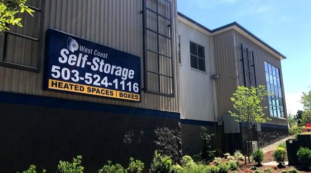 Storage Units Beaverton - West Coast Self-Storage Beaverton