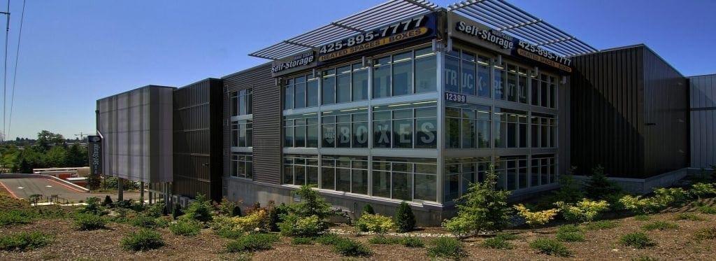 Bellevue Storage West Coast Self Storage Bellevue
