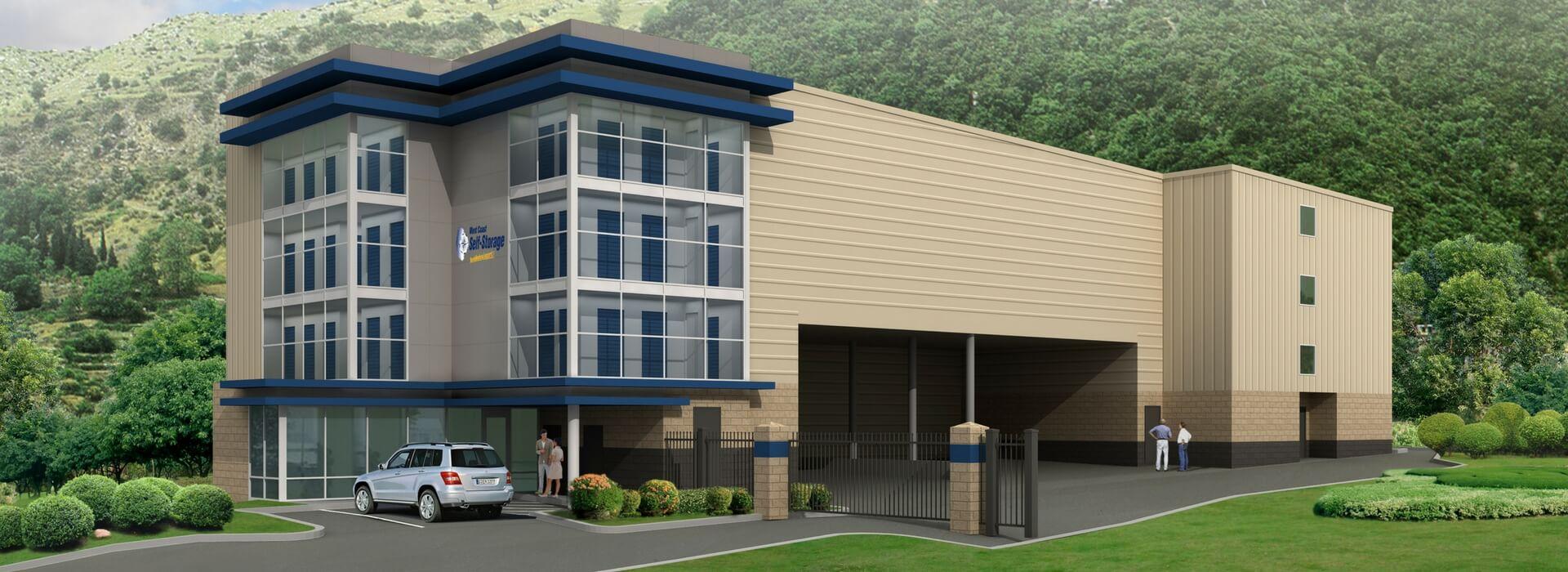 Attirant Daly City, CA Storage Units At 1001 E Market St | West Coast Self Storage