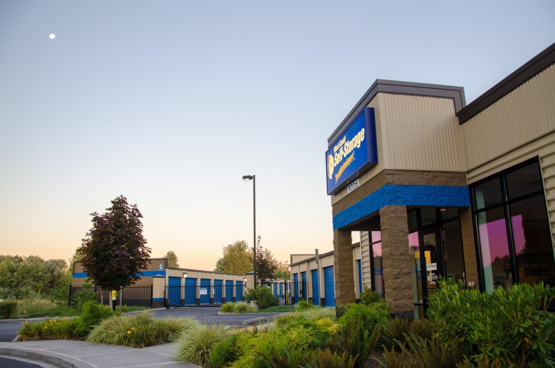 Rv Storage Vancouver Wa >> Storage Vancouver Near Walnut Grove, WA - West Coast Self-Storage of Padden Parkway