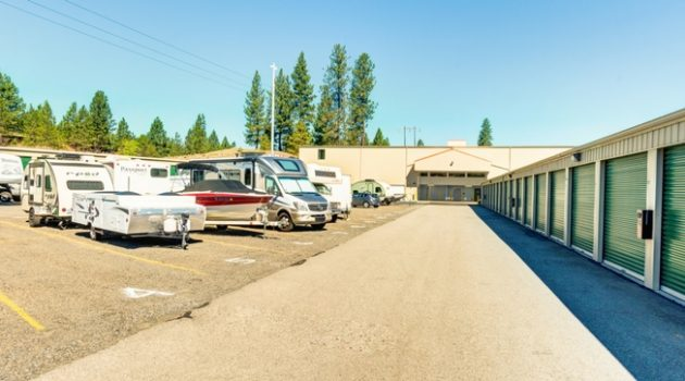 ... RV Storage Spokane, WA At Storage Solutions ...