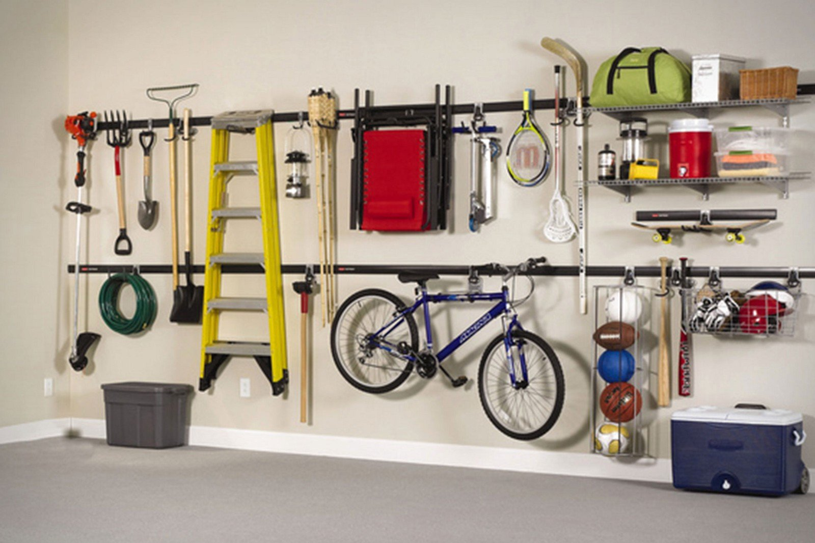 garage organization ideas 7 great garage storage ideas west coast self storage 15709