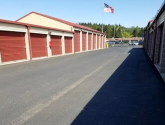 Photo of Self Storage Units in Kent Washington at West Coast Self-Storage Kent & Kent Storage - West Coast Self-Storage Kent