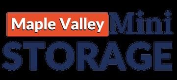Merveilleux Maple Valley Mini Storage, Maple Valley, WA Logo