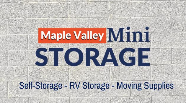 Storage Maple Valley
