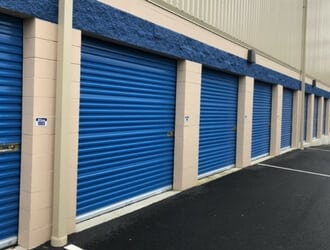 Photo of storage units in Shoreline WA at West Coast Self-Storage Sheridan Beach & Shoreline Storage | North Seattle Storage - West Coast Self-Storage ...