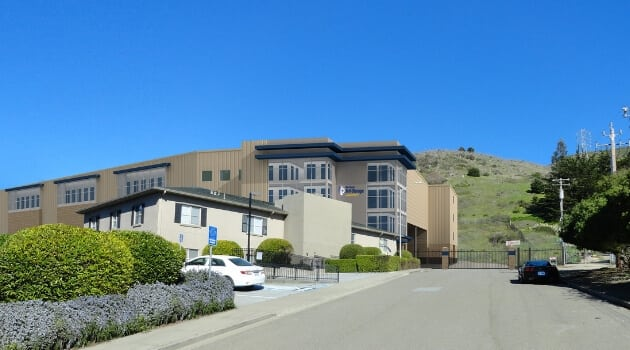 Superbe ... West Coast Self Storage Daly City Driveway Entrance Off Of Market St