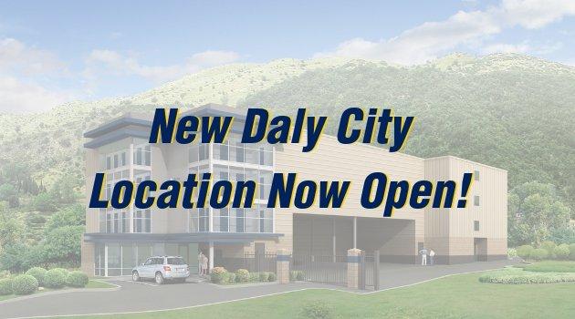 West Coast Self Storage Daly City, CA Now Open ...